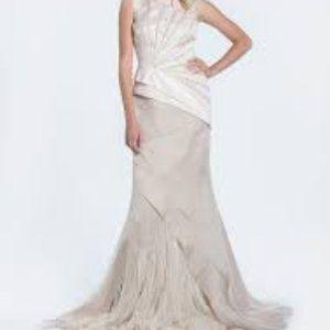 Brand new Bibhu Mohapatra 'Anglelina' wedding gown